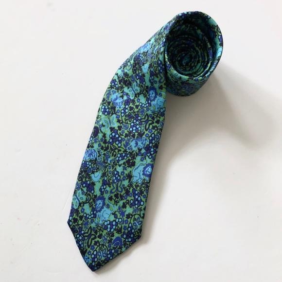 ba4d3f7513 Lilly Pulitzer Accessories   Silk Tie With Jungle Cat Print   Poshmark